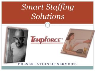 Smart Staffing Solutions