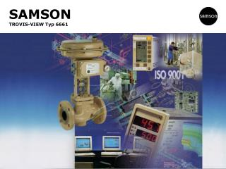 SAMSON TROVIS-VIEW Typ 6661