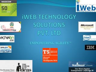 iWEB TECHNOLOGY  SOLUTIONS  PVT. LTD