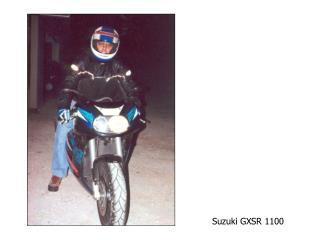 Suzuki GXSR 1100