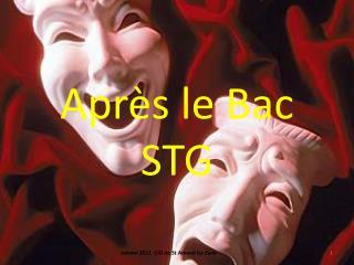 Après le Bac STG