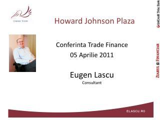 Eugen Lascu  Consultant