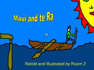 Maui and te Ra