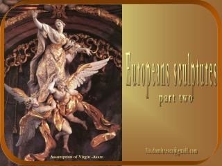 Europeans sculptures
