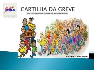 CARTILHA DA GREVE
