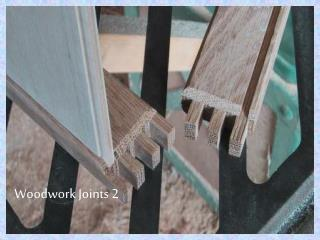 Woodwork Joints 2