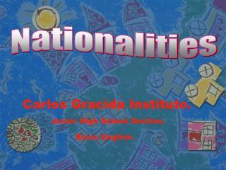 Carlos Gracida Institute.