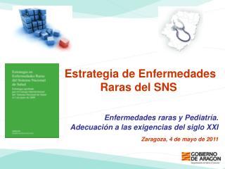 Estrategia de EnfermedadesRaras del SNS