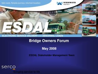 Bridge Owners Forum