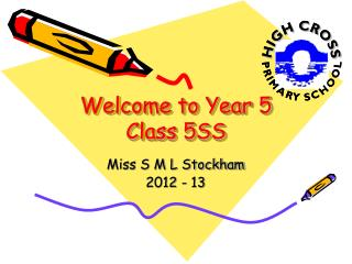Welcome to Year 5 Class 5SS