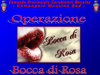 Comando Provinciale Carabinieri Messina