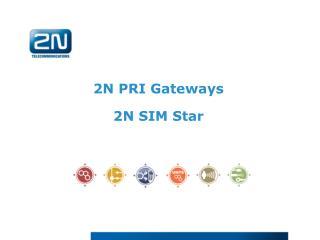 2N PRI Gateways