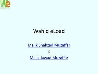 Wahid eLoad