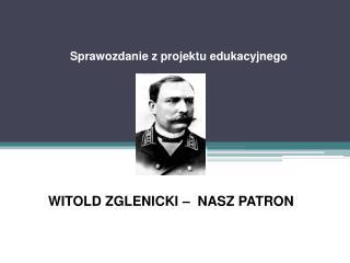 Sprawozdanie z projektu edukacyjnego
