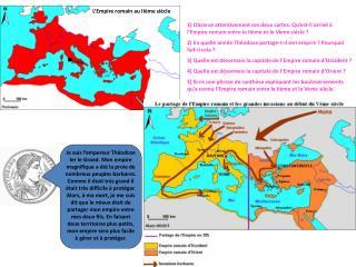 L�Empire romain au II�me si�cle