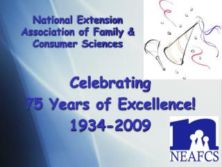 National Extension Association of Family & Consumer Sciences
