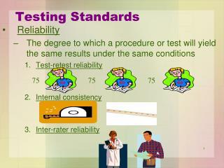 Testing Standards