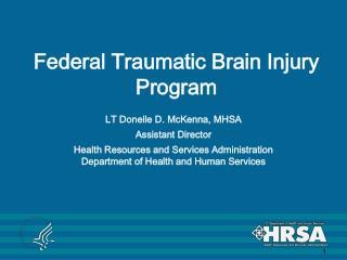 Federal Traumatic Brain Injury Program