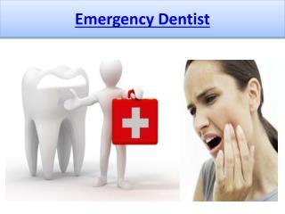 Emergency Dentist - Your Savior in an Emergency