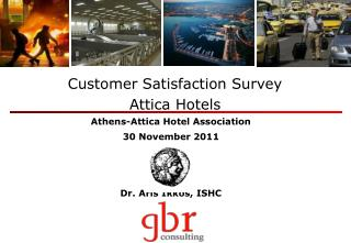 Customer Satisfaction Survey  Attica Hotels