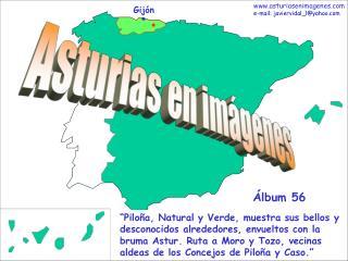 Asturias -  lbum 56