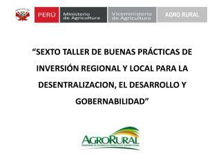 AGRO RURAL