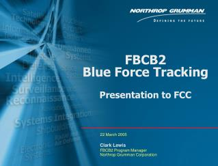 FBCB2-BFT Ground Vehicle System Components