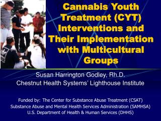 Cannabis Youth Treatment (CYT) Interventions and  Their Implementation with Multicultural Groups