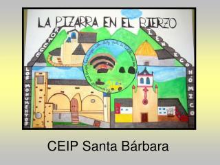CEIP Santa Bárbara