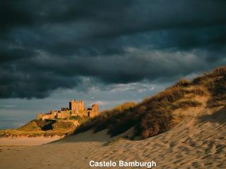 Castelo Bamburgh