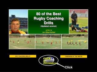CLICK for  Drill Catogaries