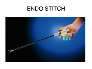 ENDO STITCH