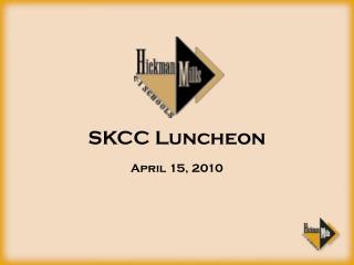 SKCC Luncheon