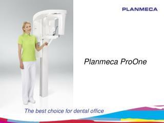 Planmeca ProOne