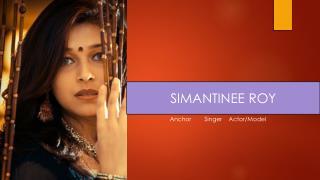 SIMANTINEE ROY