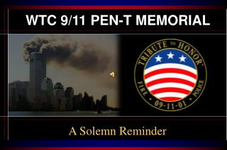 A Solemn Reminder