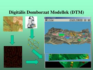 Digit�lis Domborzat Modellek (DTM)