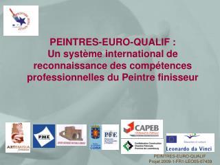PEINTRES-EURO-QUALIF :