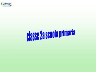 classe 2a scuola primaria