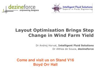 Layout Optimisation Brings Step Change in Wind Farm Yield