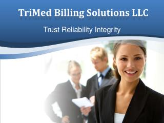 TriMed Billing Solutions LLC