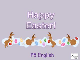 P5 English