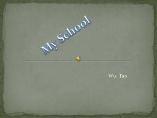 Wu, Tao