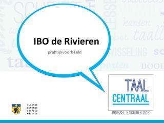 IBO de Rivieren