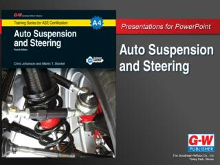 Electronic Suspension and Steering Systems