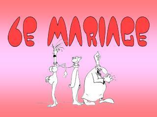 Un macho typique épouse une très belle femme et après le mariage il lui donne ses règlements :