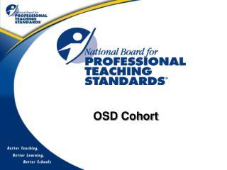 OSD Cohort