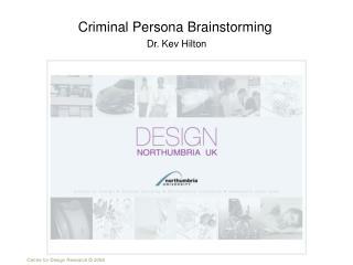 Dr. Kev Hilton