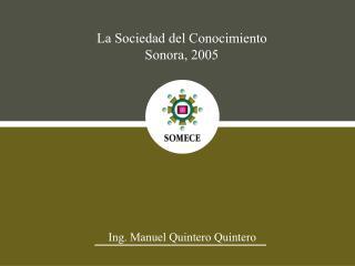 Ing. Manuel Quintero Quintero