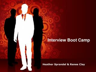 Interview Boot Camp